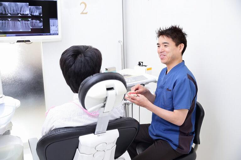 患者様の希望に合わせた治療計画と的確な説明
